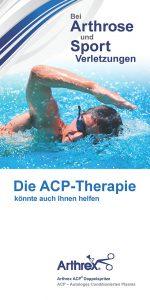 ACP bei Arthrose und Sport Verletzungen